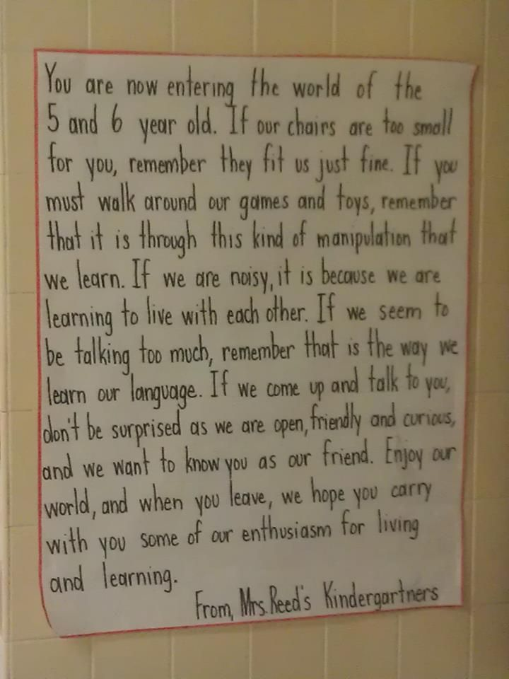 This is so very much my classroom!!