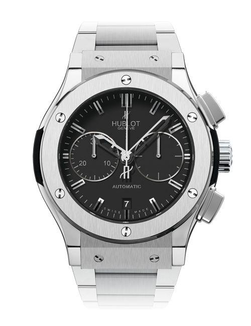 Hublot Chronograph Titanium Bracelet
