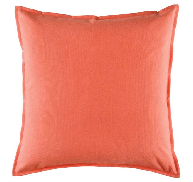 Kas Room Loft 50x50cm Filled Cushion Melon