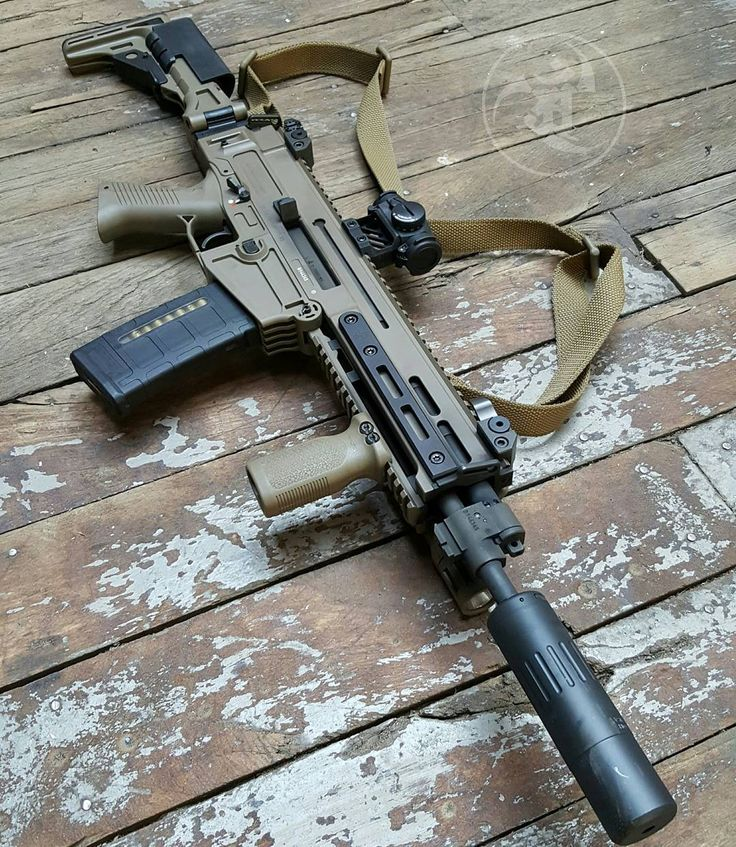 Cannot get enough of this SBR. Great and reliable weapon system. CZ 805 BREN…