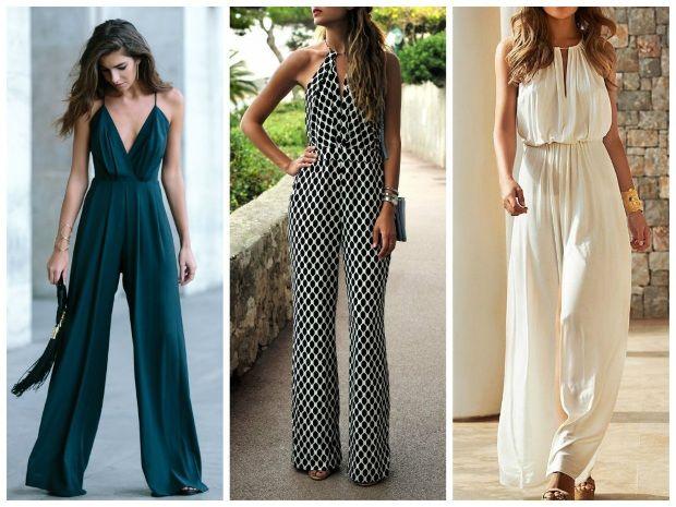 Moda festa 2016 – Looks sofisticados com macacão