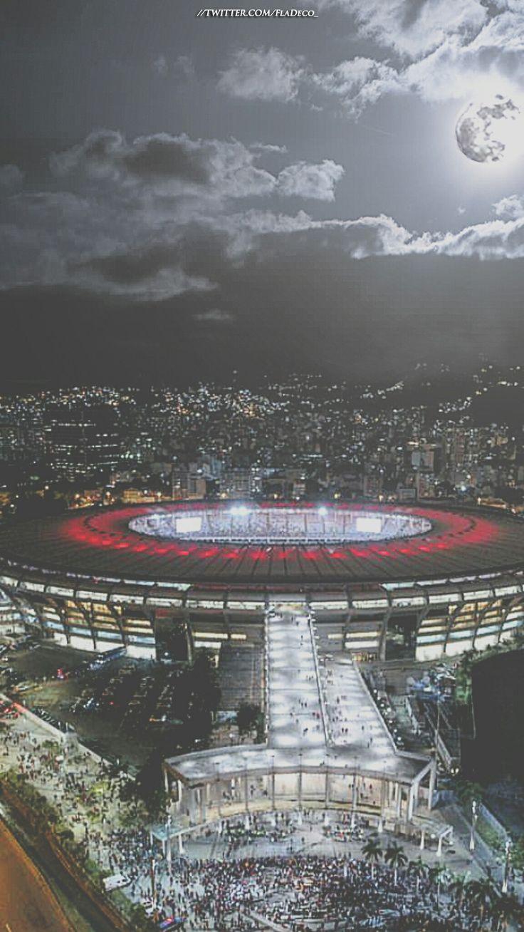 Salão de festas! Esse, sempre será NOSSO!!! ⚫ #VamosFlamengo #Maracanã #Flamengo