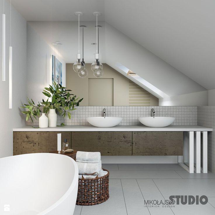 21 besten bad unterm dach bilder auf pinterest. Black Bedroom Furniture Sets. Home Design Ideas