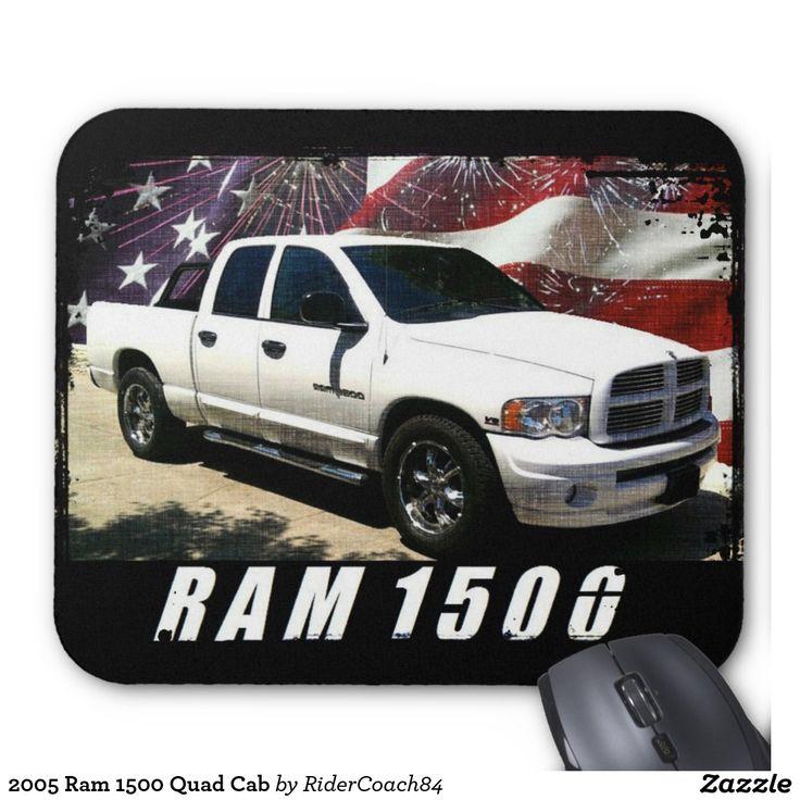 2005 Ram 1500 Quad Cab Mouse Pad