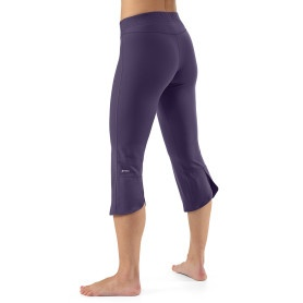 Back view of MEC Lago Capris (Women's)    Product Number: 5021-789, Mountain Equipment Co-op (MEC)  33 CAD