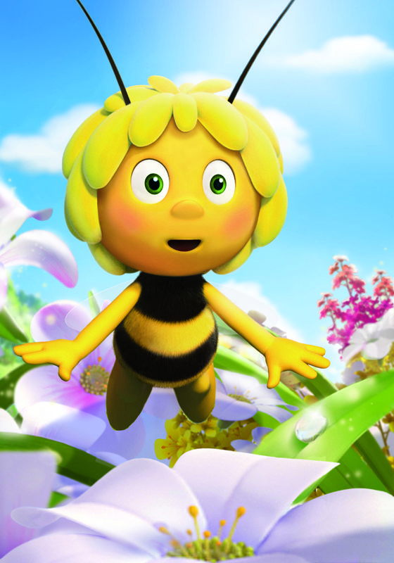 Maya The Bee Movie - Get ready bee lovers, #Mayathebeemovie in progress! Find out more on our page http://circleme.com/items/maya-the-bee-movie