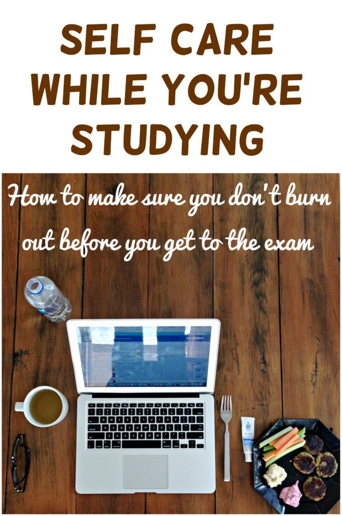 Exam season is always stressful. There's no two ways about it.