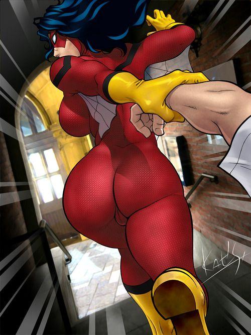 Spider woman xxx