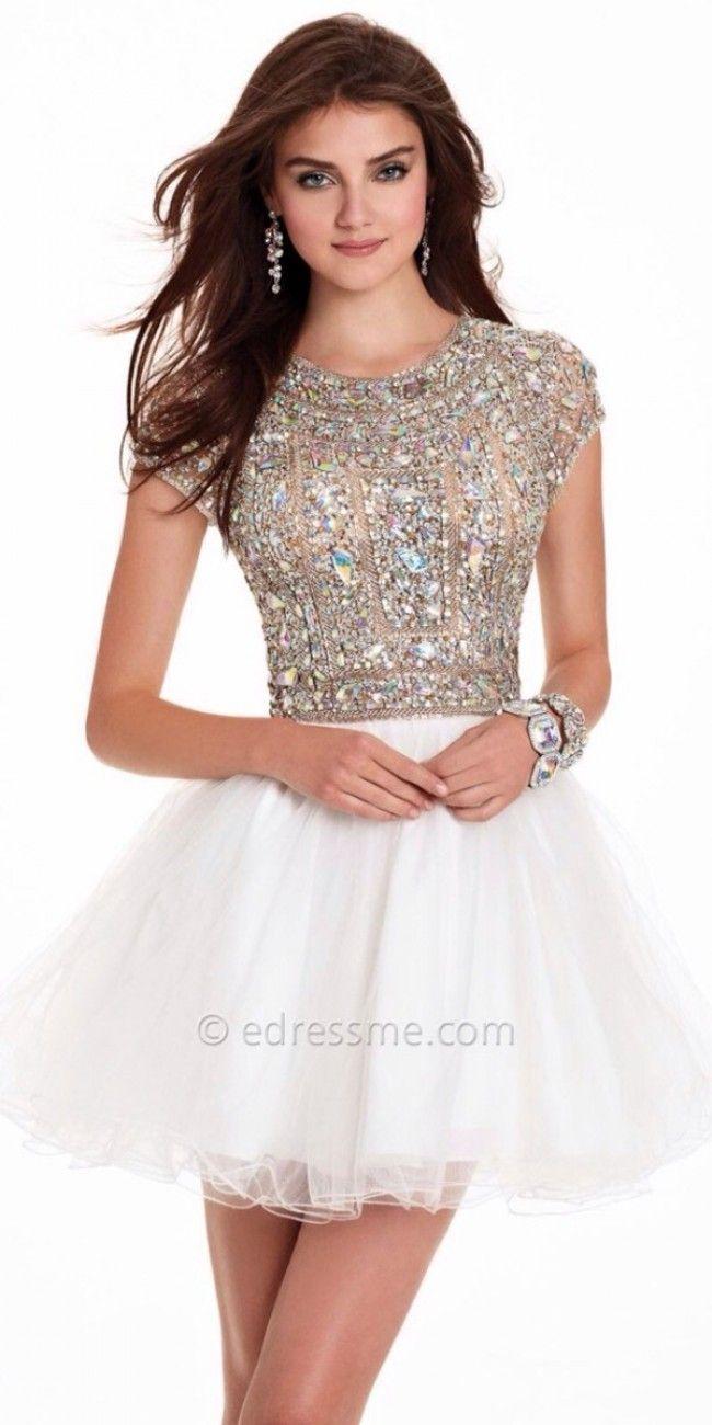 Short Sleeve Prom Dresses Pinterest 119