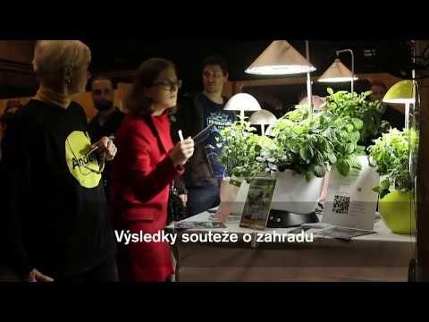 (16) Pěstování rostlin v kuchyni - bytové doplňky GROWLIGHT - interiérové hydroponické zahrady - YouTube