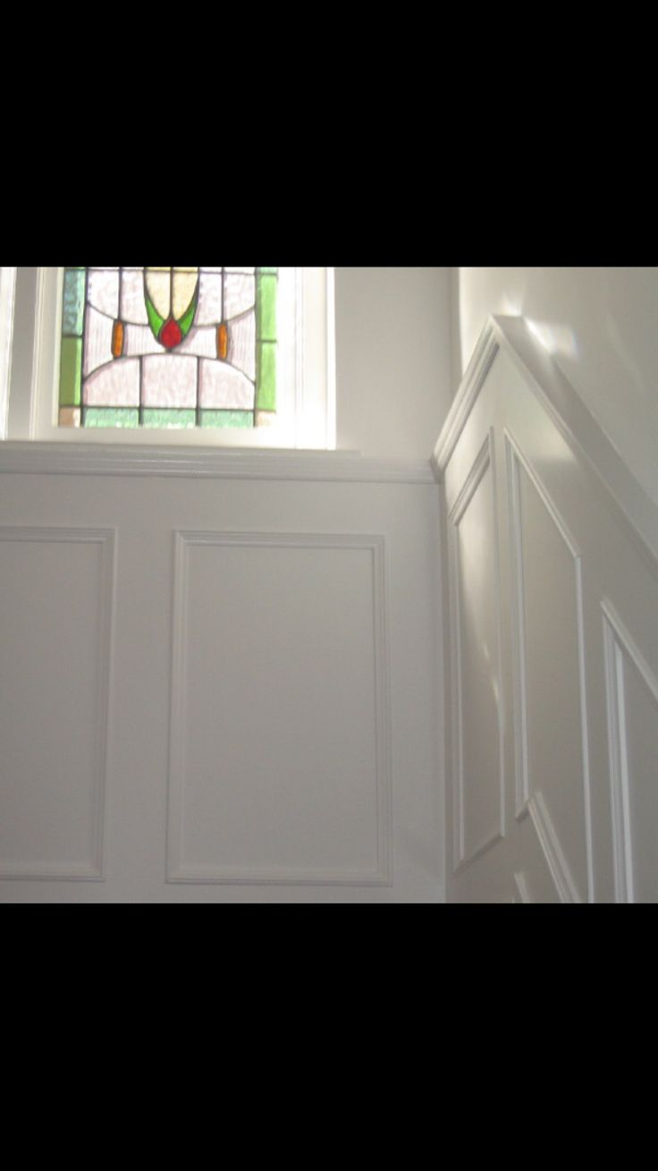 Wainscot solutions inc custom assembled wainscoting - Wall Panelling Wood Wall Panels Painted Home
