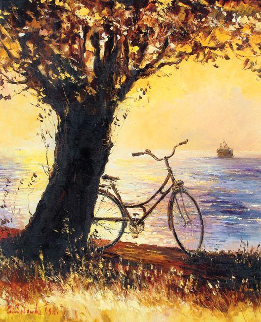 Late in the Day by Gleb Goloubetski