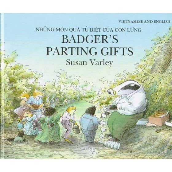The tale of a dependable, reliable and helpful badger who realises that his old age will soon lead to death. His friends learn to come to...