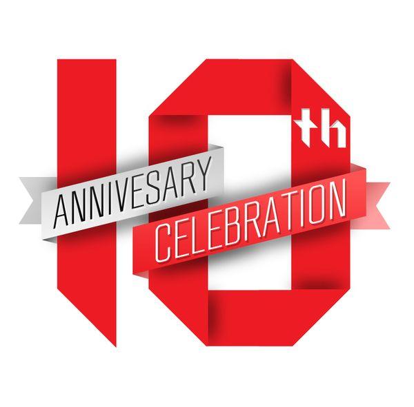 10th Anniversary of Lexmark by Rajib Konar, via Behance