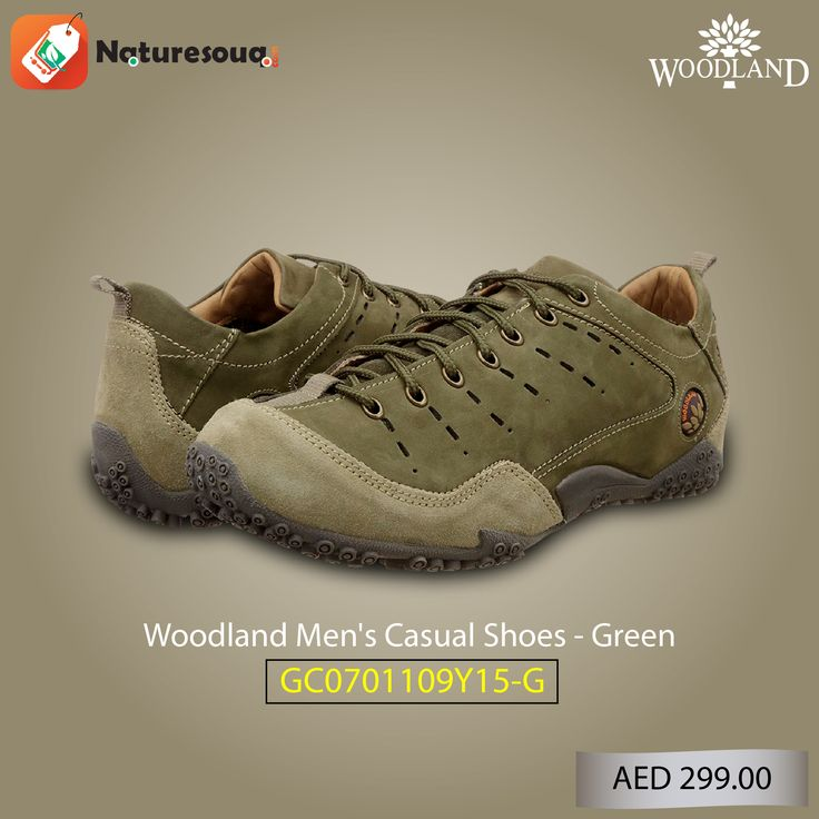 Get your fresh new look with Woodland shoes.