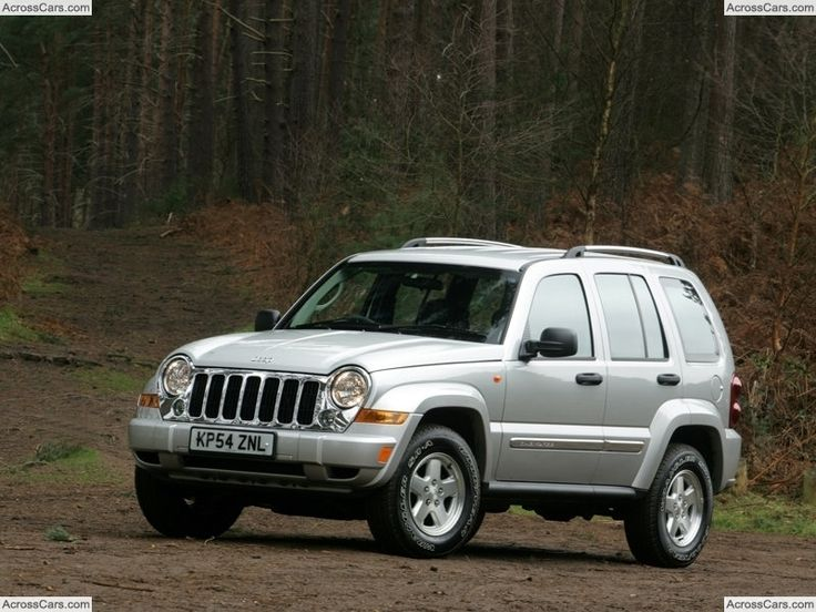 Jeep Cherokee [UK] (2005)
