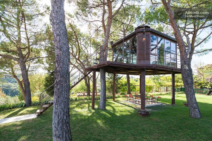 TREEhouse/casaBARTHEL in Florence via airbnb