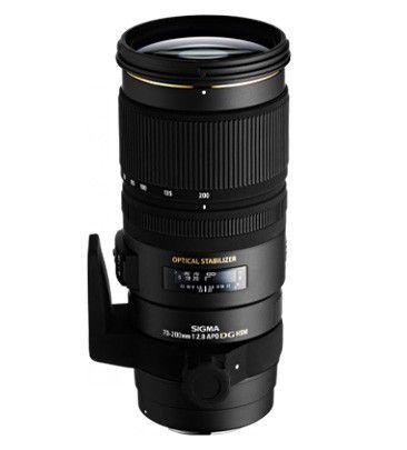 Sigma telephoto lens **my DREAM lens!** : 70-200mm F2.8 - $1,149.00