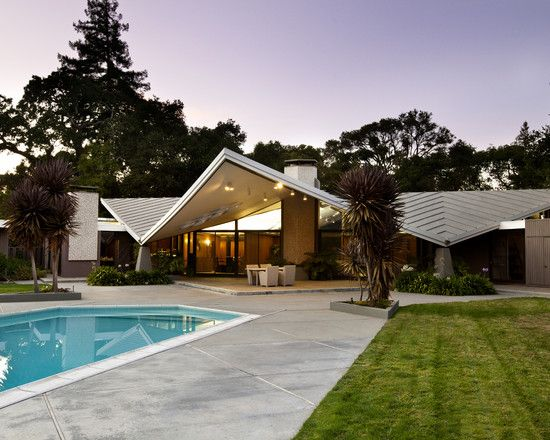 Types of modern houses