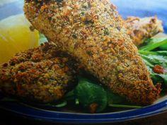 ricette rana pescatrice - al verde