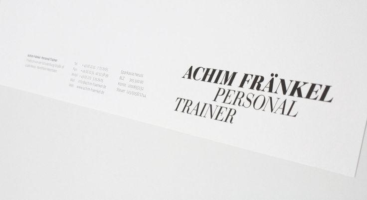 Fränkel Briefbogen Detail
