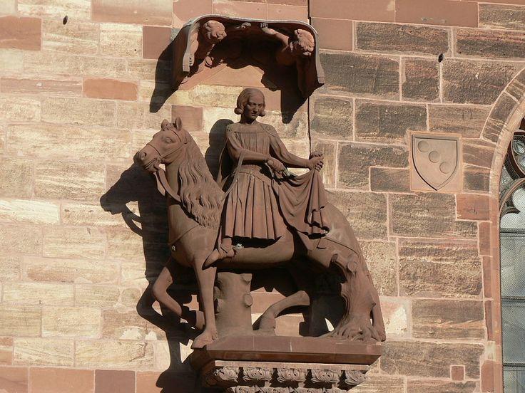 Basler Munster Martinsturm - Basler Münster – Wikipedia
