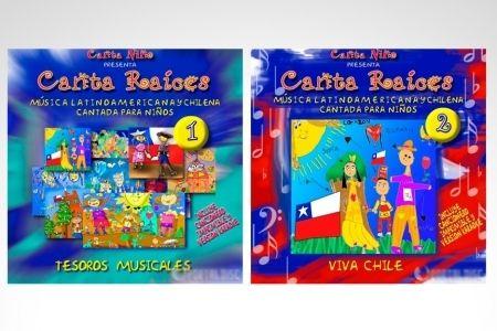 $10.990 por 10 CDs de colección Cantaniño y Cantaraices. Incluye despacho - Groupon · Groupon