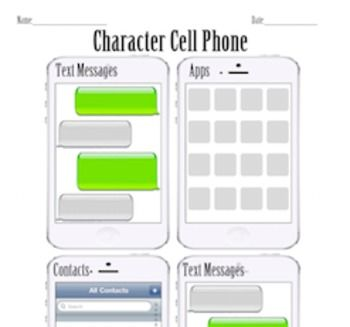 Cell Iphone C