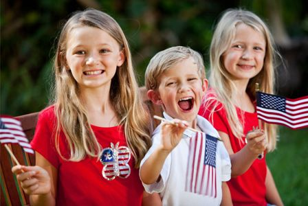 This kid-friendly site teaches Independence Day through patriotic songs and readings of the Declaration of Independence.