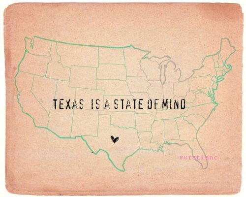 I am so proud to be a Texan :)