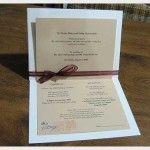 Wedding Ideas, Unique Homemade Wedding Invitation Ideas: 20 ideas of homemade wedding invitation