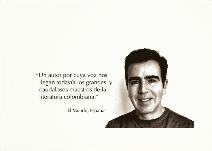 bUNKER 84: Jorge Franco gana Premio Alfaguara de novela
