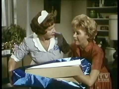 Shirley Booth in Hazel (Color) Christmas Episode Part 2 Of 3