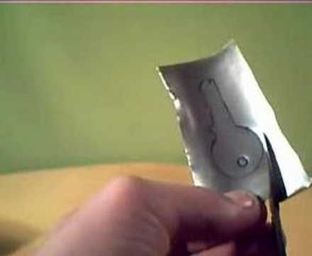 How to copy a key with a coke can | Lock picking is a great idea, especially when you might need to unlock something unexpectedly #survivallife www.survivallife.com