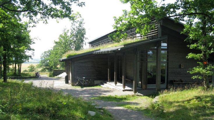Fjärås Bräcka Naturum Sweden