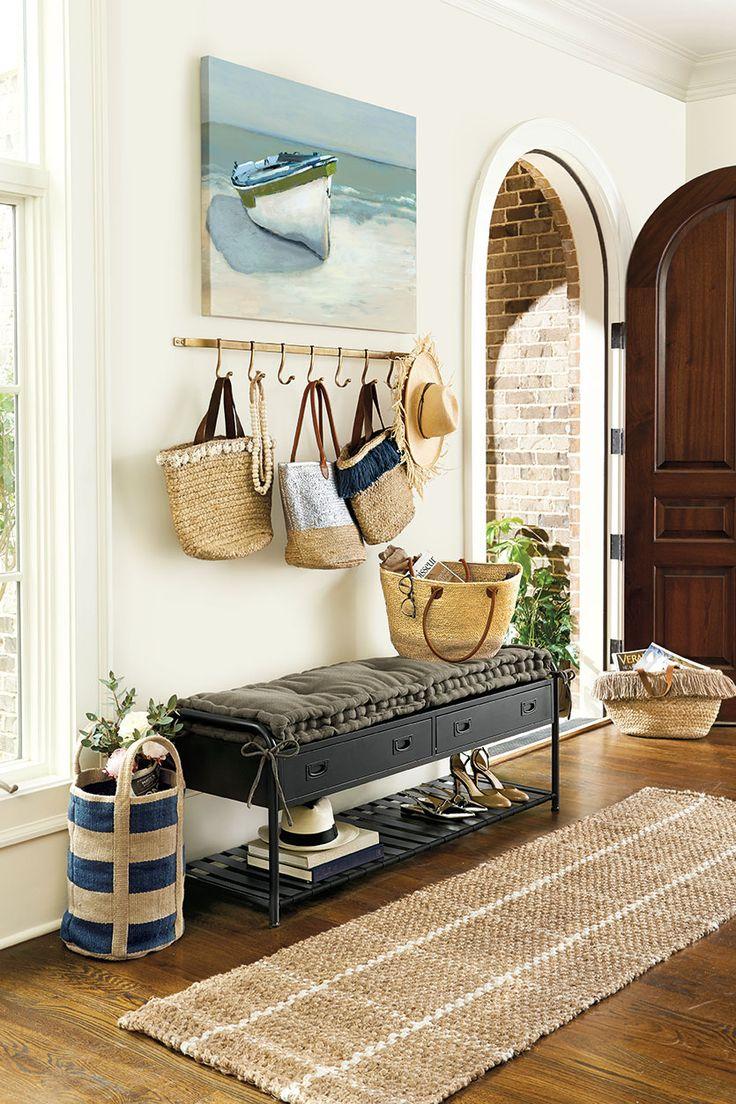 1000 ideas about entryway hooks on pinterest coat hooks. Black Bedroom Furniture Sets. Home Design Ideas