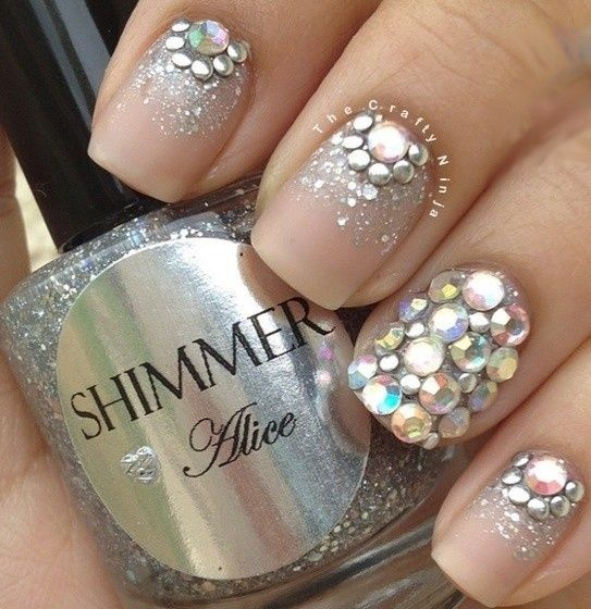 Nail Art Fashion For a Party | She Look Book