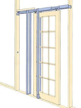 How To Install Pocket Door Frames