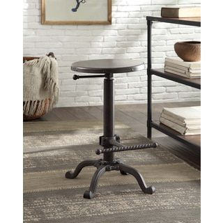 Shop for Gunner Adjustable Restoration Stool. Get free shipping at Overstock.com - Your Online Furniture Outlet Store! Get 5% in rewards with Club O!