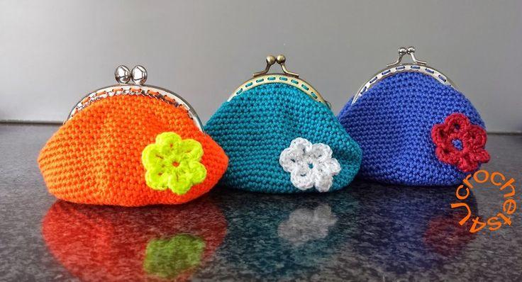 gratis patroon portemonneetje | crochets4U