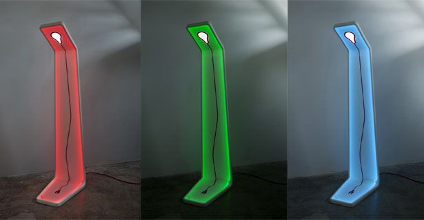 free standing lamp - Google Search