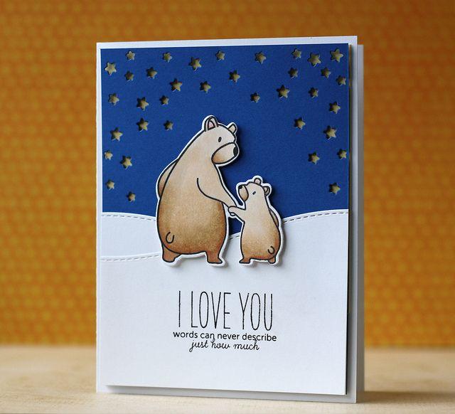 Mama Elephant-Bear Hugs, Laura Bassen