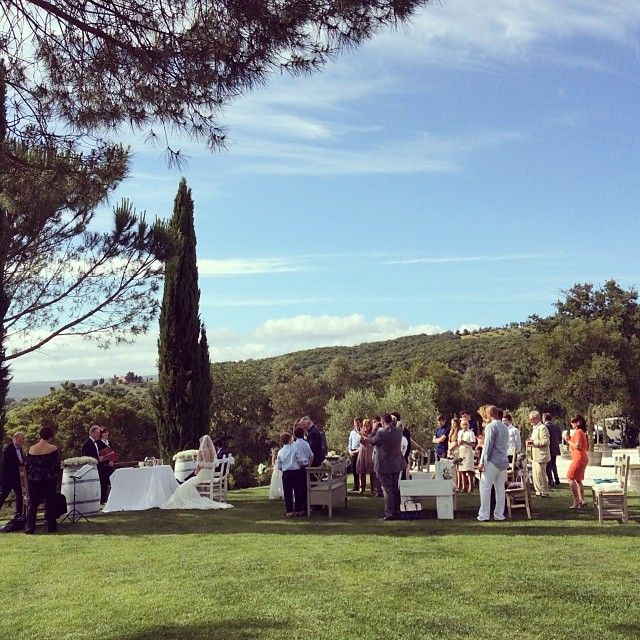 "@tuscandream1's photo: ""#country #chic #vineyardwedding #wedding #tuscany #maremma #tuscandream #outdoor #celebration #carolinaplanner @Michela Bandini"""