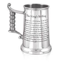 The King's Shilling Tankard