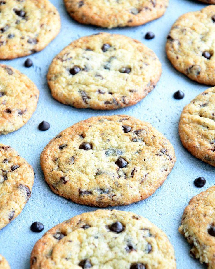 «Печенье с шоколадной крошкой / Cookies with chocolate chips  Не ждали?!) После долгого перерыва к…»