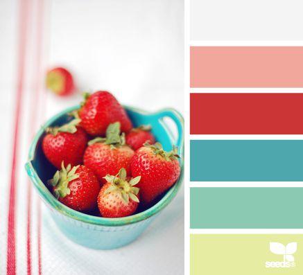 Azules + rojos