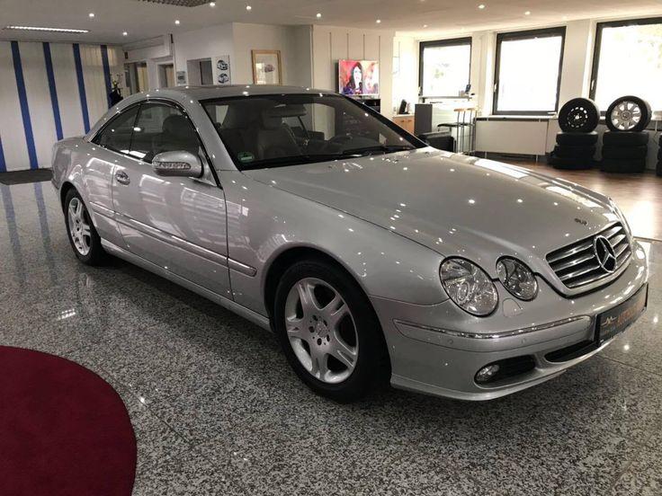 Mercedes-Benz CL 500  Liebhaberstueck und  Scheckheftgepflegt