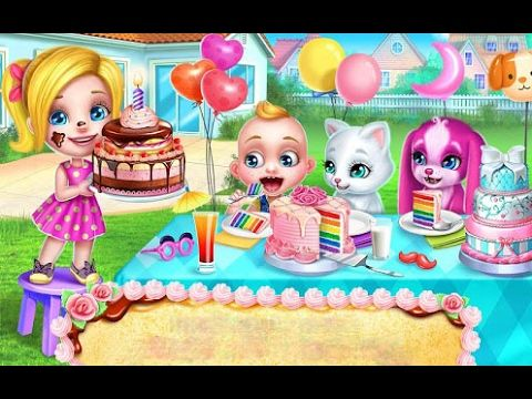 restaurant games for kids Play & Learn How to Make Cakes Real Cake Maker...