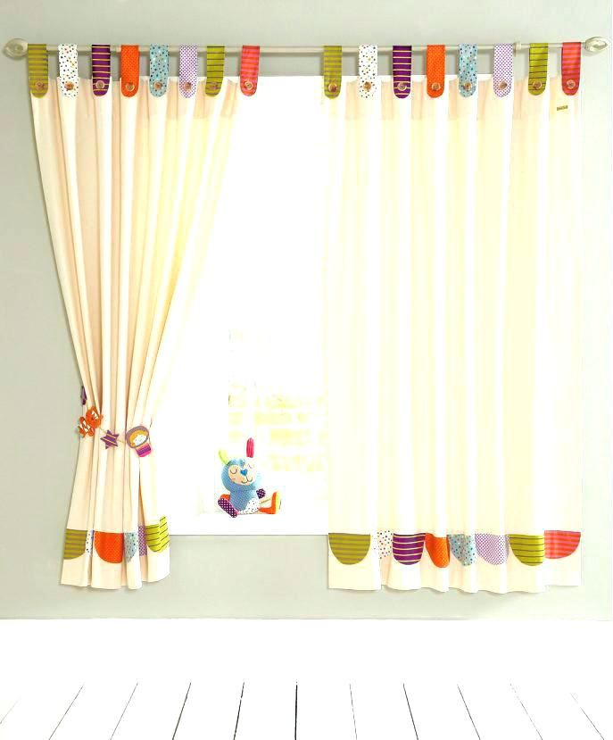 47 cool curtain rods for kids