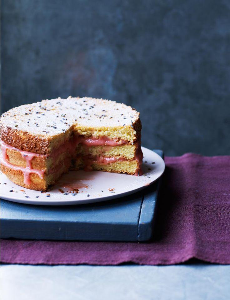 15 Best Rhubarb Images On Pinterest Apple Cakes Apple Pie Cake